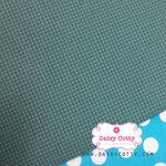 ผ้าคอตตอนไทย 100% 1/4ม.(50x55ซม.) ลายสก๊อตสีฟ้าเขียว