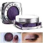 Loreal infallible eyeshadow สี Purple obsession