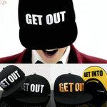 หมวก GET OUT