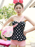 (Pre Order) Bikini ชุดว่ายน้ำ ทูพีช