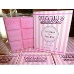 สบู่วิตามินซี คอลลาเจน Vitamin-C Collagen Soap by Fon Fon