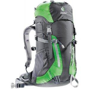 Deuter - Climber 22 ลิตร สีเขียว/ดำ