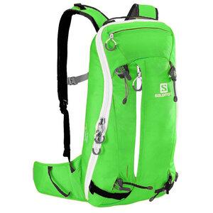 Salomon - Quest 15 ลิตร + ถุงน้ำ 1.5 ลิตร สีเขียว (Green)