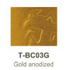 Gold anodized BC03G