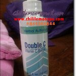 Herbal Authority Double C Vitamin C Serum วิตามินซีธรรมชาติ antioxidant ให้ความชุ่มชื่น เพิ่มความกระจ่างใส