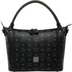 [Pre] MCM 2013 AW Medium Shopping Bag Vintage Visetos (BK)