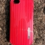 เคส Iphone5 เคสไอโฟน5 เคสแบบฝาหลังสีสัดสดใส สีแดง thumbnail 3