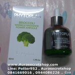 LadyKin Phytoplan Broccoli Wrinkle Radiance Power Ampoule 50ML เซรั่มบร๊อคโคลี่ ราคาถูกส่ง ของแท้