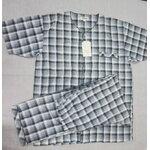 Jp493 New!! สินค้าใหม่  ป้ายห้อย งานแบรนด์  Bell juno ชุดนอนเสื้อกางเกงผู้ชาย ผ้าคอตตอน