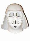 หน้ากาก สตาร์วอร์ ดาร์ทเวเดอร์ Starwar Darth Vader Mask สีขาว