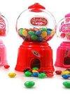 เครื่องกดลูกอมหยอดเหรียญ กระปุกออมสิน MINI sweet candy machine