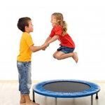 สปริงบอร์ดแทรมโพลีน 40 นิ้ว ใช้สำหรับออกกำลังกาย เล่นได้ทั้งเด็กและผู้ใหญ่