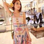 Seoul Secret Say's... Bohe Summer Color Dress