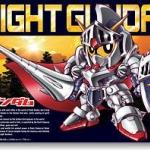 BB 370 Legend Gundam: Knight Gundam 1000y