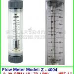 Flow Meter รุ่น Z-4004(2-20GPM or 10-70LPM) ขนาดท่อ 1 นิ้ว