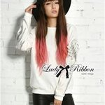Lady Ribbon's Made Lady Cameron Electric Embellished Sweater