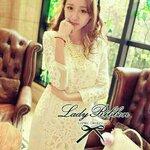 Lady Ribbon's Made Lady Coco Classy Lace Elegant Dress