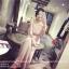 ชุดเดรสยาว แฟชั่นเกาหลี maxi dress thumbnail 6