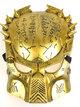 หน้ากาก predator Mask สีทอง