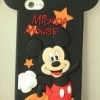 Case iPhone 4/4s iPhone 5/5s ลายMicky Mouse